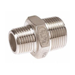 "RÉDUCTION INOX 316 MÂLE/MÂLE 1/4""X 1/8"" - ref 2245I-85 - lot de 10"