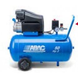 MONTECARLO L20 - Compresseur ? piston MONTECARLO L20 - 2 CV - 230 V Mono - 13,3 m3/h - 8b - 50 L