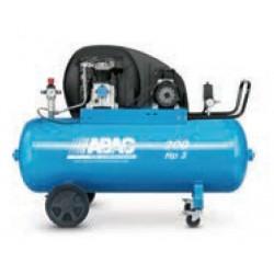 A29B 200 CT3 - Compresseur ? pistons A29B 200 CT3 - 3 CV - 400 V Tri - 20,2 m3/h - 10b - 200 L