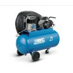 A29B 90 CT3 - Compresseur ? pistons A29B 90 CT3 - 3 CV - 400 V Tri - 20,2 m3/h - 10b - 90 L