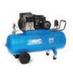 B4900/200 FT 4 - Compresseur ? pistons B4900/200 FT 4 - 4 CV - 400 V Tri - 30 m3/h - 11b - 200 L
