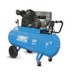 VCF3/200 CT3 - Compresseur ? pistons VCF3/200 CT3 - 3 CV - 400 V Tri - 21,8 m3/h - 9b - 200 L