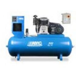 B7000/500 FT10 SECH - Compresseur ? pistons B7000/500 FT10 SECH - 10 CV - 400 V Tri - 70 m3/h - 11b - 500 L