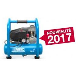 PRO START ROLLCAGE L20P - Compresseur ? piston PRO START ROLLCAGE L20P - 2 CV - 230 V Mono - 14,4 m3/h - 8b - 6 L