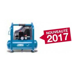 PRO START ROLLCAGE O20P - Compresseur ? piston PRO START ROLLCAGE O20P - 2 CV - 230 V Mono - 13,8 m3/h - 8b - 6 L