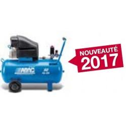 MONTECARLO L25P - Compresseur ? piston MONTECARLO L25P - 2,5 CV - 230 V Mono - 16,2 m3/h - 10b - 50 L