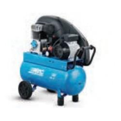 PRO A29B 50 CT2 - Compresseur ? pistons PRO A29B 50 CT2 - 2 CV - 400 V Tri - 15,3 m3/h - 10b - 50 L