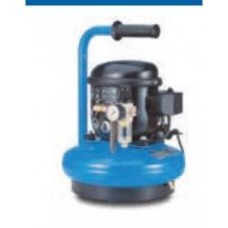 SIL AIR JUNIOR 30 - Compresseur ? piston SIL AIR JUNIOR 30 - 230 V Mono - 1,8 m3/h - 8b - 6 L