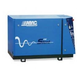 B6000/LN7.5-10 - Compresseur ? pistons B6000/LN7.5-10 - 7,5 CV - 400 V Tri - 54 m3/h - 10b - Sur base