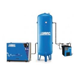 Complet B6000/LN 7.5-10B - Compresseur ? pistons Complet B6000/LN 7.5-10B - 7,5 CV - 400 V Tri - 54 m3/h - 10b - 500