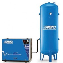 B7000/LN/500 10 - Compresseur ? pistons B7000/LN/500 10 - 10 CV - 400 V Tri - 70 m3/h - 10b - 500 L