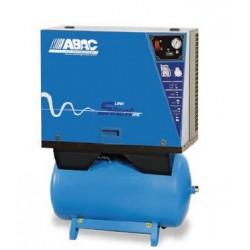 B4900/LN/270 5.5 - Compresseur ? pistons B4900/LN/270 5.5 - 5,5 CV - 400 V Tri - 39 m3/h - 10b - 270 L