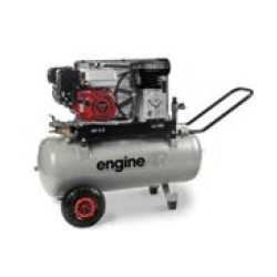 ENGINEAIR 4/100 ESSENCE - Compresseur thermique ENGINEAIR 4/100 ESSENCE - 3,5 CV - Essence - 16,9 m3/h - 10b - 100 L