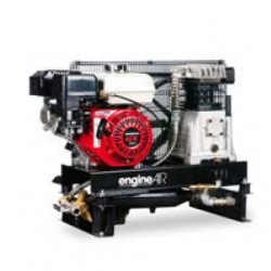 ENGINEAIR 11 ESSENCE - Compresseur thermique ENGINEAIR 11 ESSENCE - 10,7 CV - Essence - 44,5 m3/h - 14b - ChŸssis L