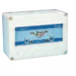 Centrale pour 1 capteur déporté / détection gaz collectivités E128K