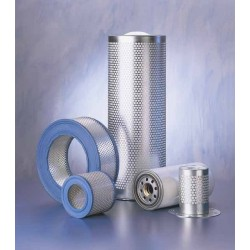 BUSCH 532141256 : filtre air comprimé adaptable