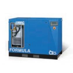 FORM E 25 10 - Compresseur ? vis  FORM E 25 10 - 25 CV - 400 V Tri - 154 m3/h - 10b - Sur base