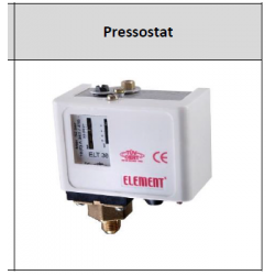 Pressostat de reglage ELT-36