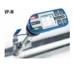 Débimètre air comprimé a insertion + pression + température VP-M