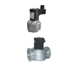 """24/12Vcc Connecteur pour électrovanne gaz 360mbar EVP 1""""1/4-100"""
