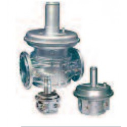 DN 65 Filtre-régulateur gaz 1 bar FRG 2MC Homologation CE 90/396 selon EN 88-2.