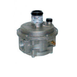 "DN 1"" Filtre-régulateur gaz 5 bar FRG 2MCS"
