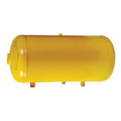 25 L Capacité tampon pour ligne d'alimentation gaz