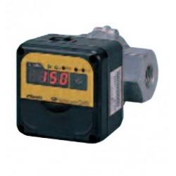 """DN 1""""1/2 Débitmètre gaz Propane -plage (Nm3/h) 2.5-25"""