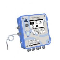 Convertisseur électronique de volume CMK-03 pour compteur gaz a turbine