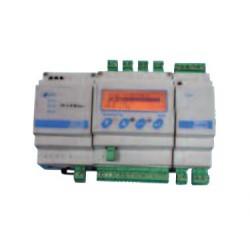 Centrale sur rail DIN pour 2 transmetteurs 4-20 mA / CE 100 R - 230 V ca + AL 100 / Détection gaz industrie