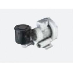 """RB80 - Filtre en ligne d'aspiration pour soufflante utilisée en Vide avec coude 2""""1/2"""