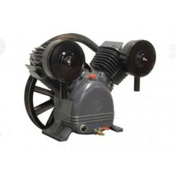 VCF/2 Tête de compression - cylindre fonte - avec volant et filtre d'aspiration