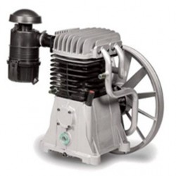 B 7000 ou NS58S Tête de compression - cylindre fonte - avec volant et filtre d'aspiration