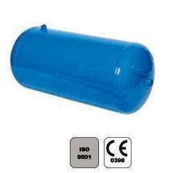 100L Reservoir pneumatique : Capacité tampon, peint, Nu, 11 bar