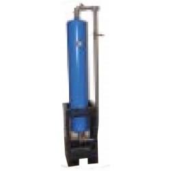 75 m3/h- CCA 001 - colonne de charbon actif &air comprimé