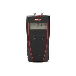 (0 à ± 1000 Pa) Micromanomètre portable avec capteur de pression intégré