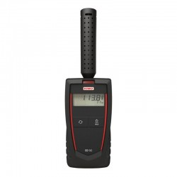 (0 à 500 ppm et -20 + 80°C) CO-Mètre portable avec sonde CO / Température intégrée