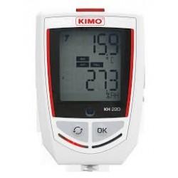appareil de mesures kimo pour génie climatique