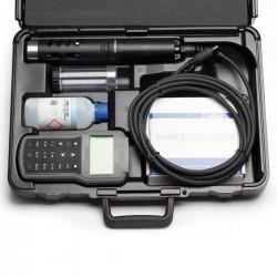 Multiparamètre portatif étanche pH/EC/OD, câble 4 m