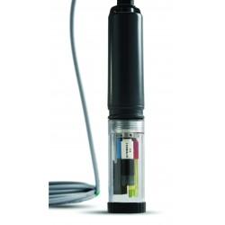 Multiparamètre HI 9829 en mallette, sonde pH, EC, OD, °C, câble 20 m