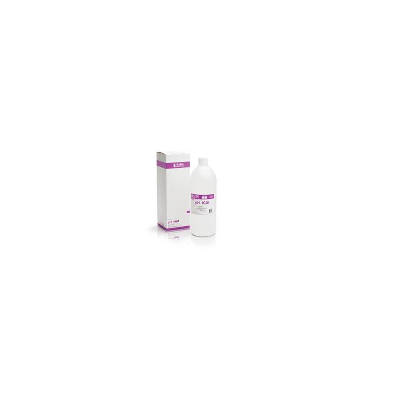 Solution tampon pH 10.01 incolore (500 ml)