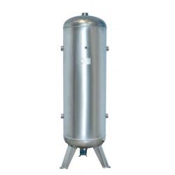500 L Cuve air comprimé VERTICALE INOX 316