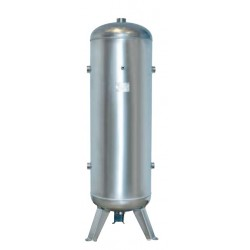 2000 L Cuve air comprimé VERTICALE INOX 316