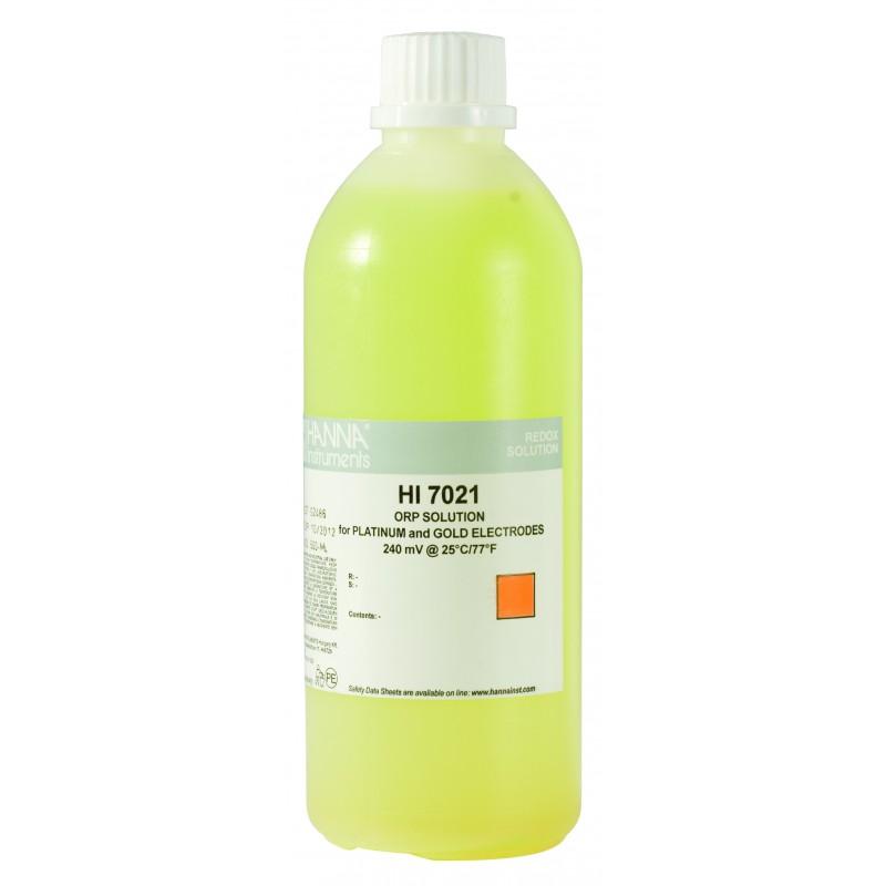 Solution test REDOX 240 mV (500 ml)