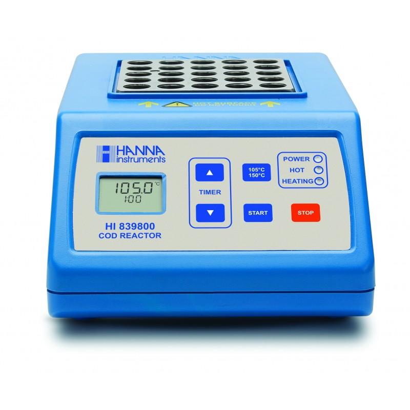 Thermoréacteur HI839800 pour DCO