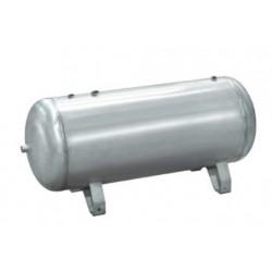 100 L Cuve air comprimé HORIZONTALE INOX 316