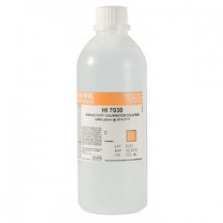 Solution tampon EC 12,88 mS 500 ml