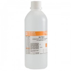 Solution tampon EC 1413 µS (500 ml)