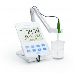 pH-mètre/mV de laboratoire EDGE HI2002