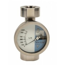 """3/4\\\"""" Débimètre magnétique type MF200E 75-750 litres/h"""